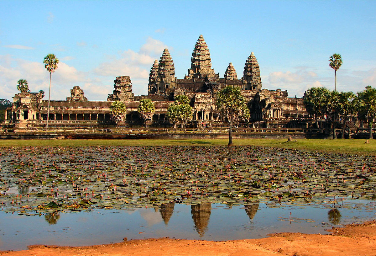 Cambodia in Less Than A Month!