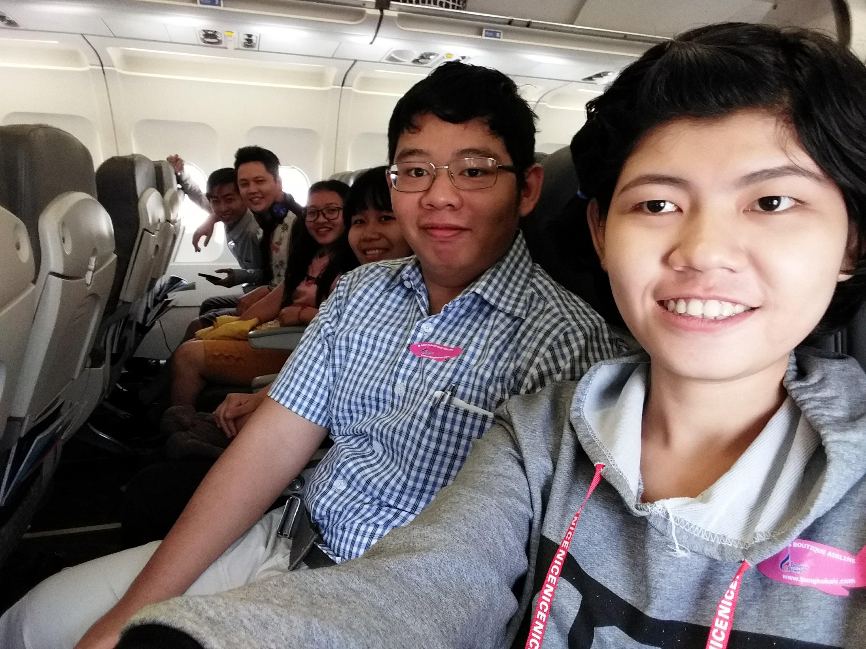 Off to Cambodia!